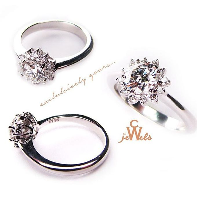Engagement Rings by CW Jewels - 020