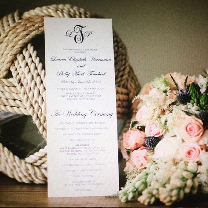 Wedding stationery portfolio  by Hello Beautiful Designs - 039