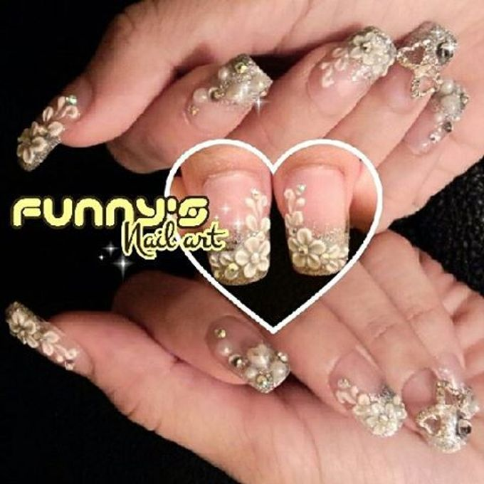 Sept- Oct by Funny's Nail art - 033