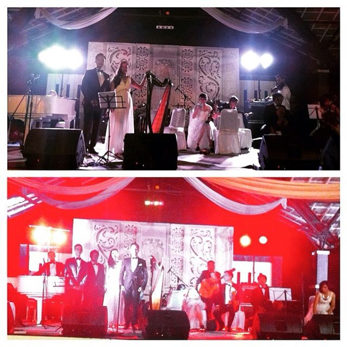 The Wedding of Geni and Yofan by Nelson Music Entertainment - 002