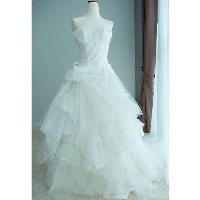 NEW ARRIVALS - WEDDING DRESS by LAMIIK BRIDAL - 043