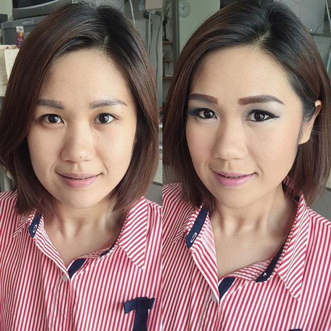 Special Occassion Makeup 1 by Troy Makeup Artist - 014