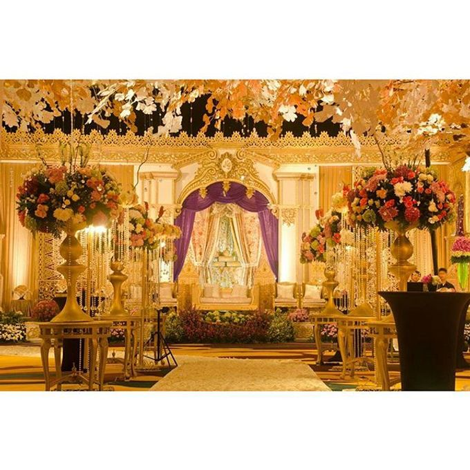 Padang Modern of Nova and Ical by Watie Iskandar Wedding Decoration & Organizer - 004