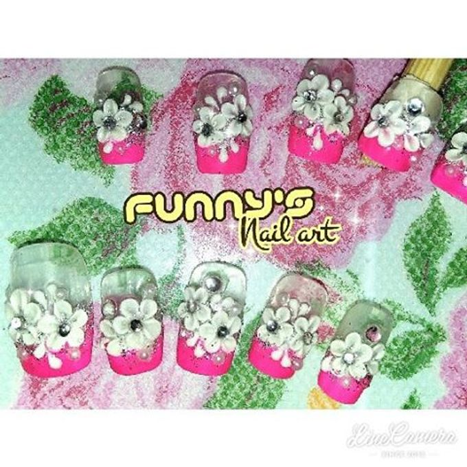 Sept- Oct by Funny's Nail art - 032