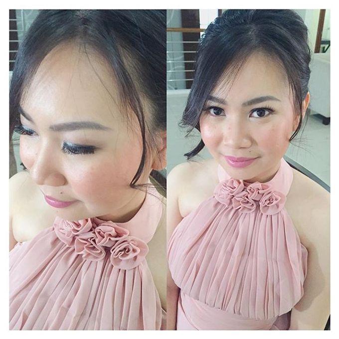 Bridesmaid Makeup 1 by Troy Makeup Artist - 002