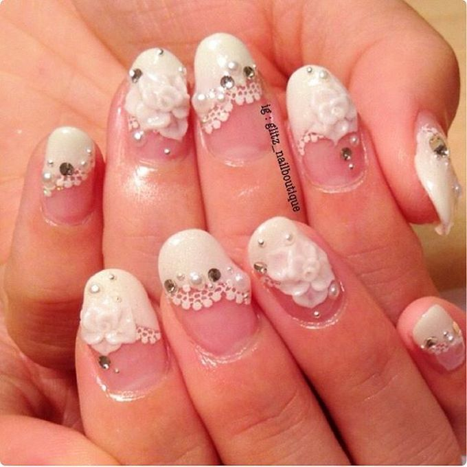 3d nail art by Brows To Toes - 021