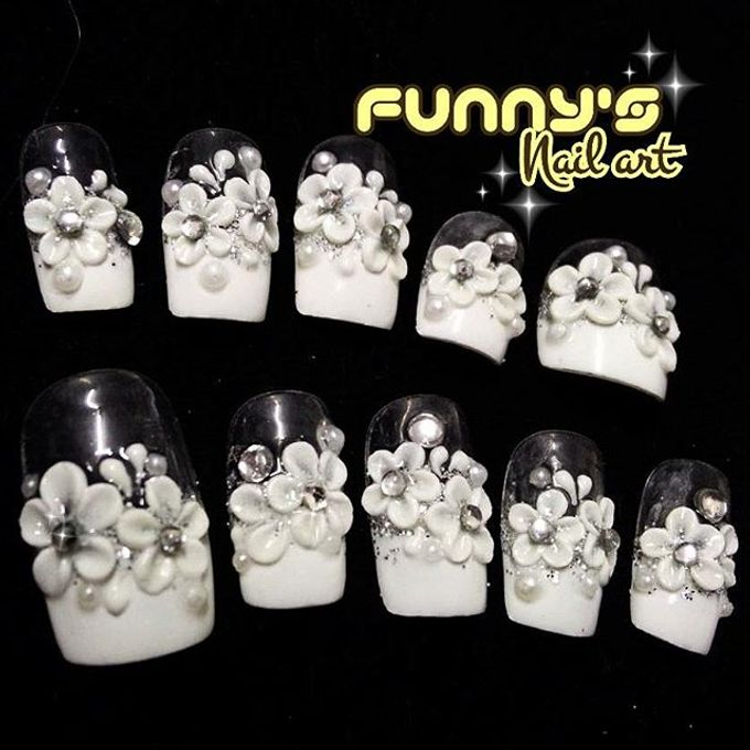 Sept- Oct by Funny's Nail art - 020