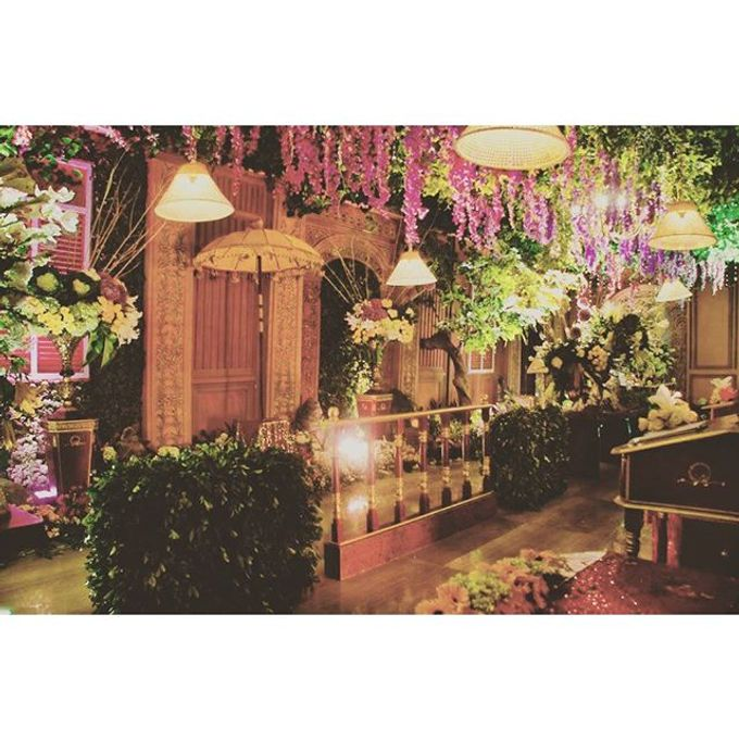 Padang Kampoeng by Watie Iskandar Wedding Decoration & Organizer - 003