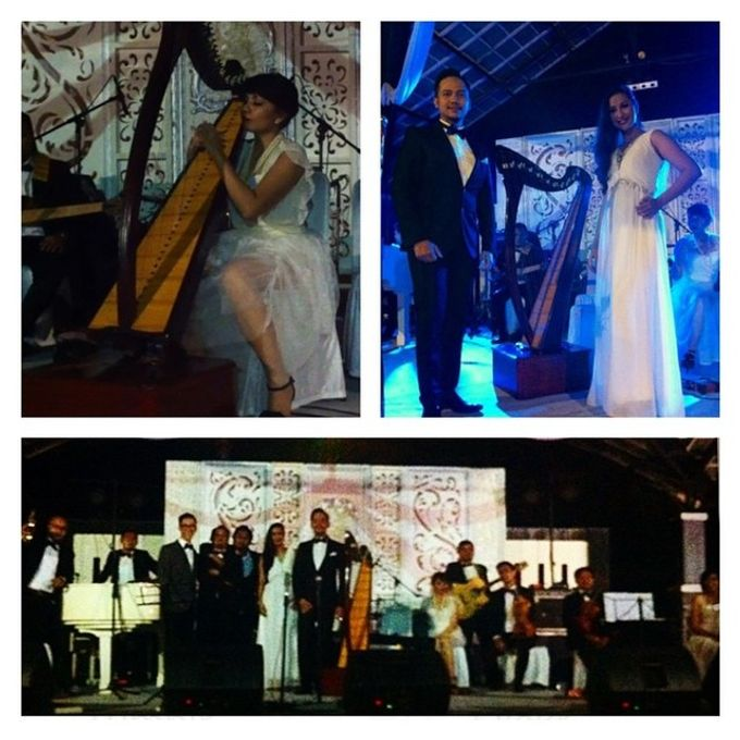 The Wedding of Geni and Yofan by Nelson Music Entertainment - 001