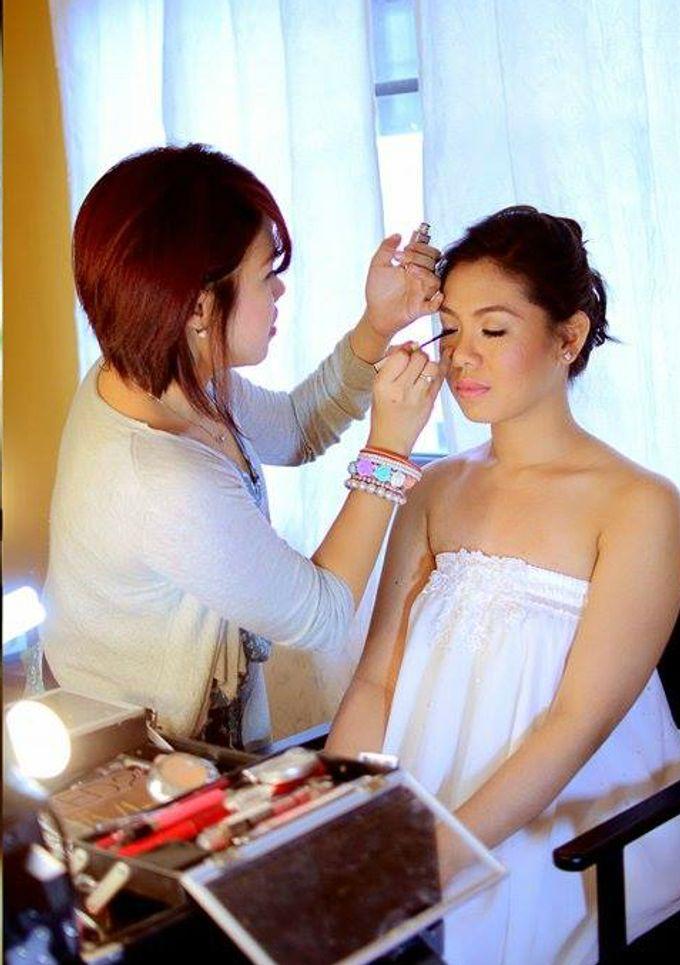 Barsaga- Migo Nuptial by Nadine Rayo Hair and Makeup Artistry - 009