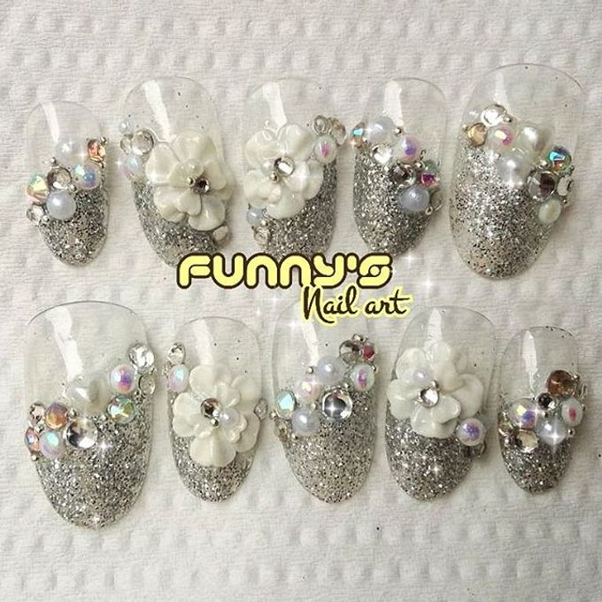 Sept- Oct by Funny's Nail art - 013