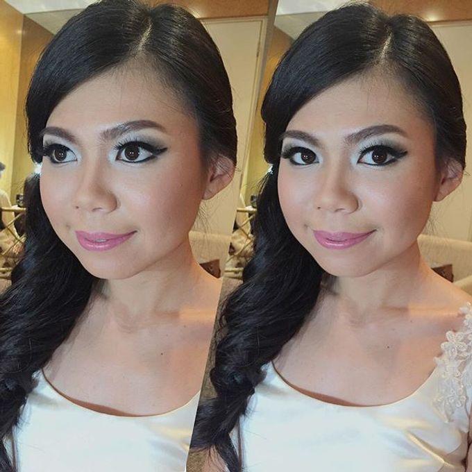 Bridesmaid Makeup 1 by Troy Makeup Artist - 005
