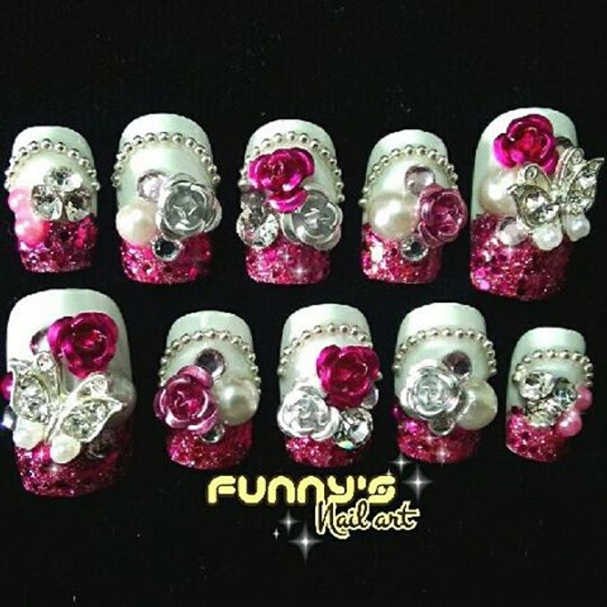 Sept- Oct by Funny's Nail art - 031