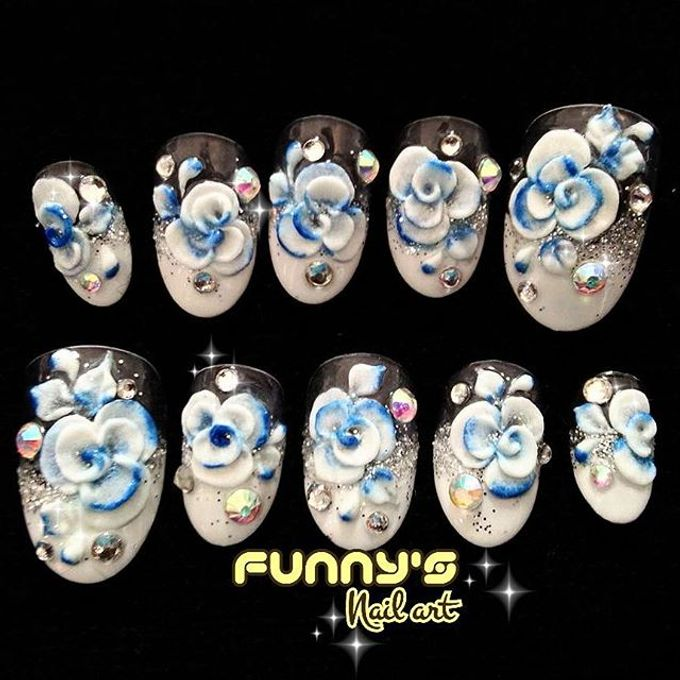 Sept- Oct by Funny's Nail art - 011