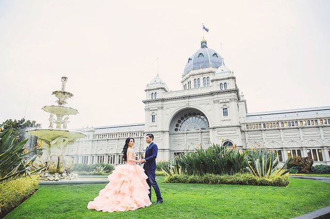 Melbourne E-session of Evan and Carolina by Marble Pixel - 002