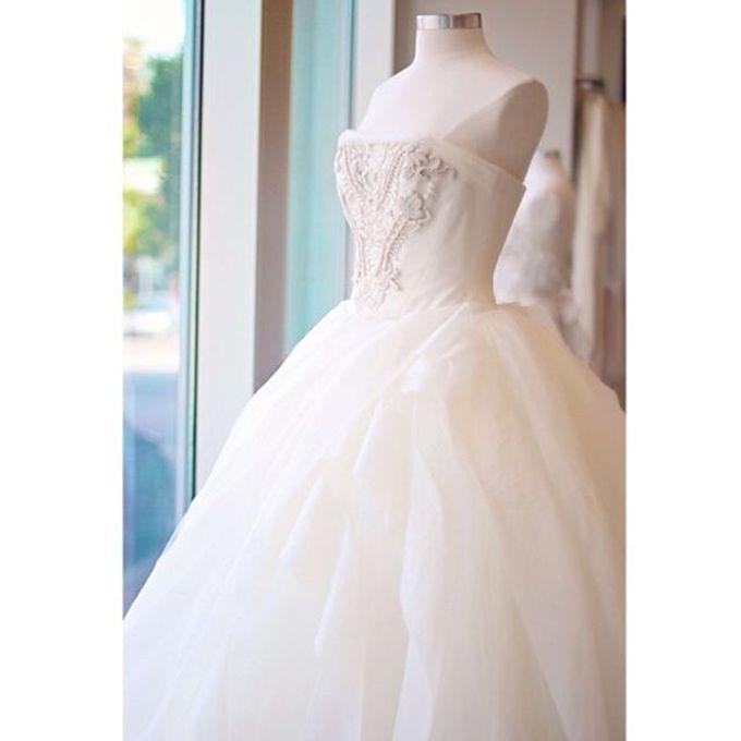 NEW ARRIVALS - WEDDING DRESS by LAMIIK BRIDAL - 041