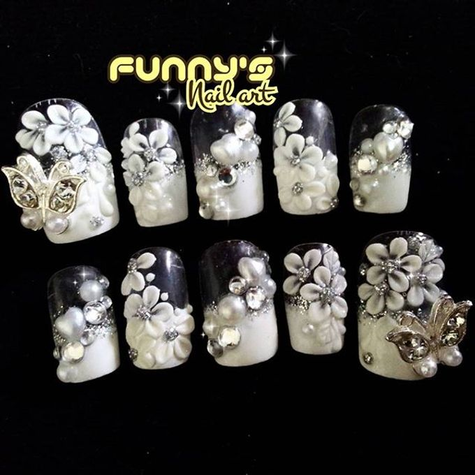 Sept- Oct by Funny's Nail art - 038