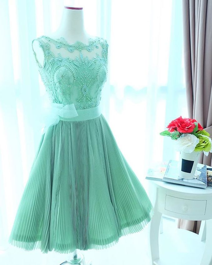 NEW ARRIVALS - COCKTAIL DRESS by LAMIIK BRIDAL - 006