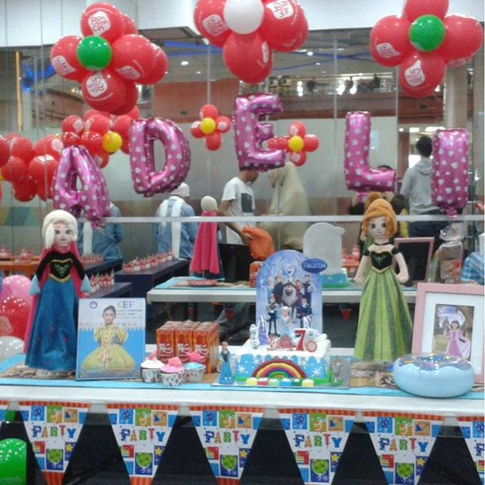 Inez Tagor Daughter Bday Party by LaVie - Event Planner - 002
