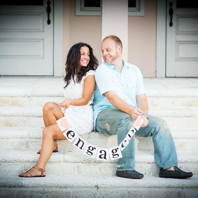 Engagement Photography in Florida by Couture Bridal Photography - 032