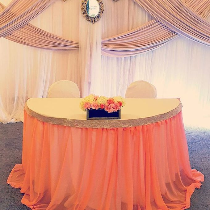 Specialty Table Designs by Bella Amour Events Hawaii - 003