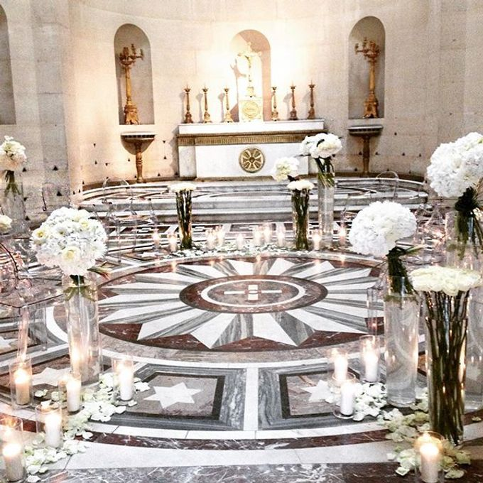 An overview of our weddings and events. by Luxe Paris Events - 033