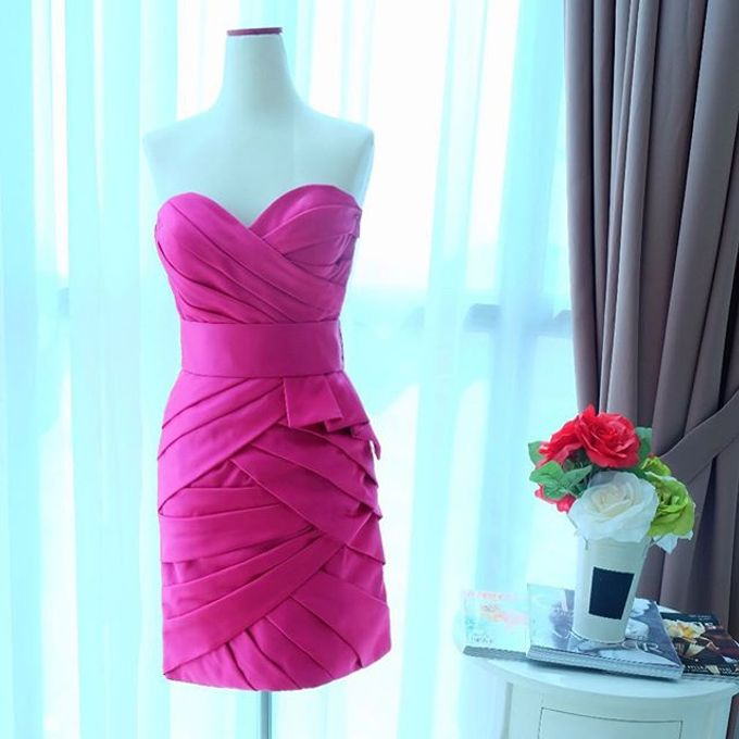 NEW ARRIVALS - COCKTAIL DRESS by LAMIIK BRIDAL - 011
