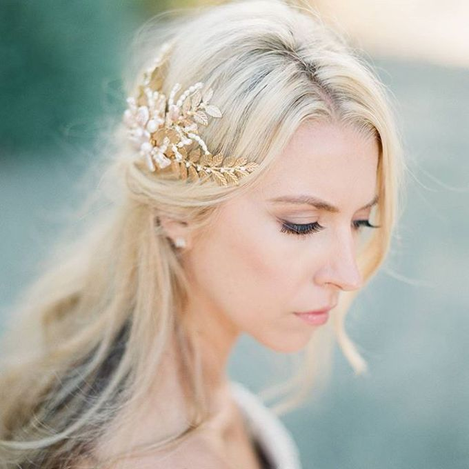 Regal Bridal Crowns and Tiaras and Headpieces by Eden Luxe Bridal - 002
