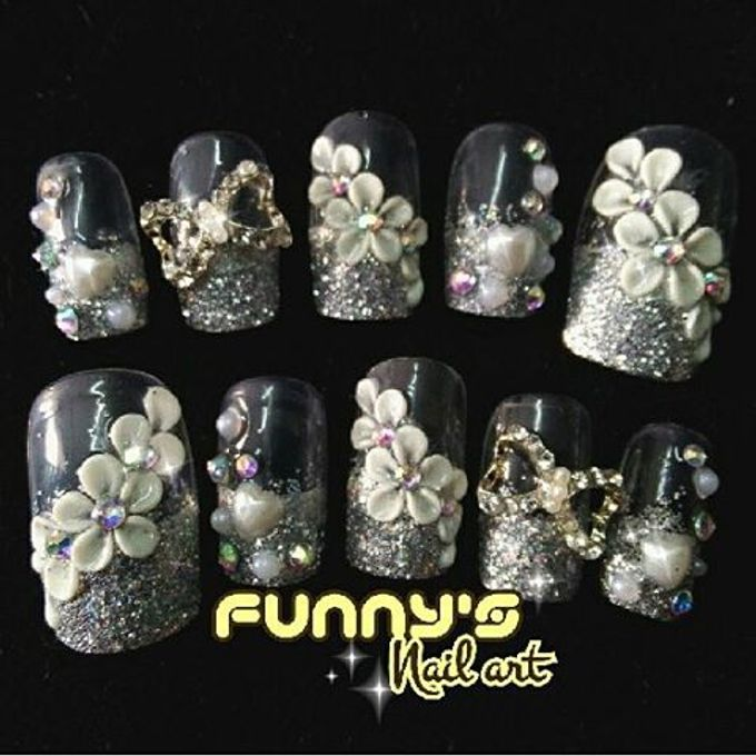 Sept- Oct by Funny's Nail art - 030