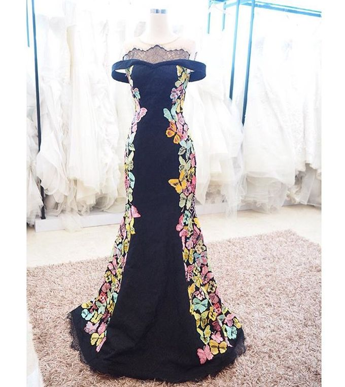 NEW ARRIVALS -EVENING DRESS by LAMIIK BRIDAL - 008
