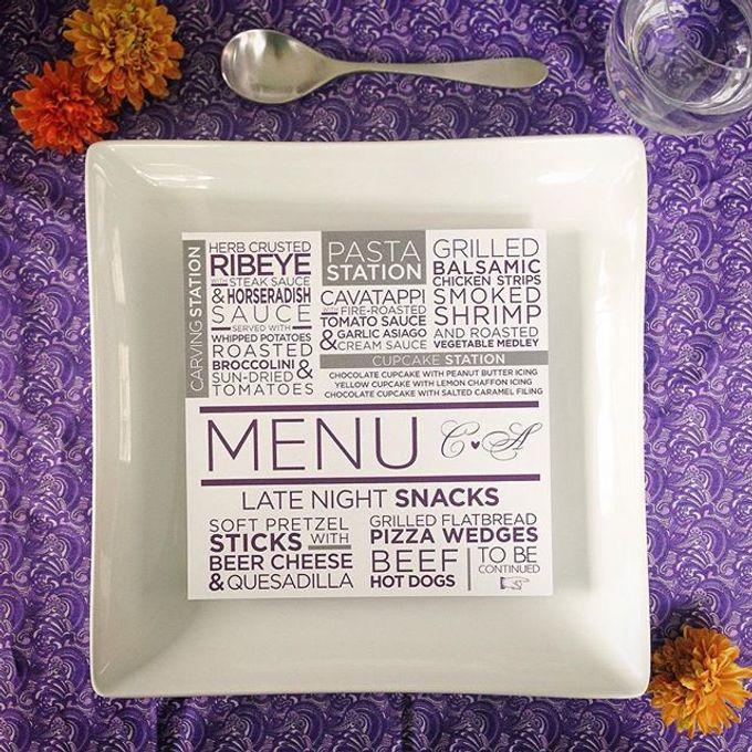 Wedding stationery portfolio  by Hello Beautiful Designs - 011