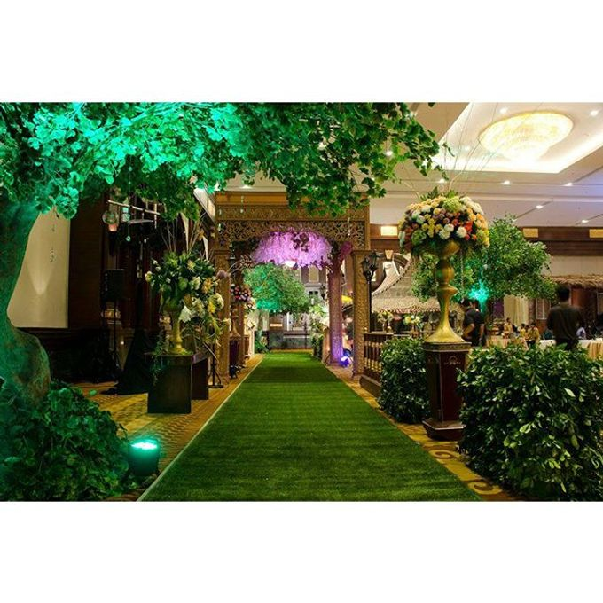 Padang Kampoeng by Watie Iskandar Wedding Decoration & Organizer - 004