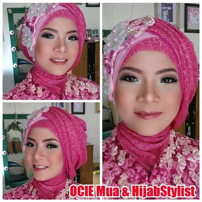 Make up and Hijab Stylist by OCIE Mua - 028