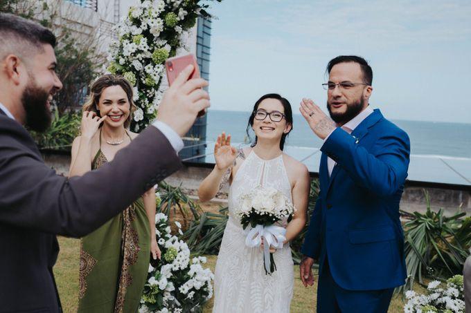 The Wedding of Chris & Mona by Varawedding - 027