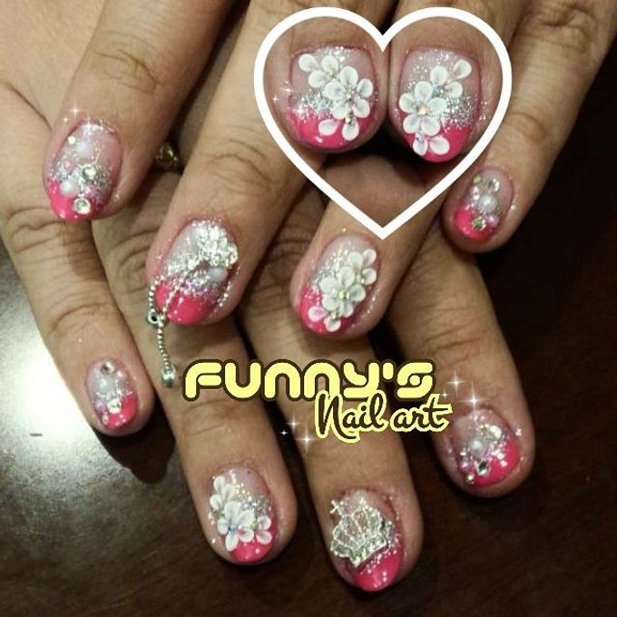 Sept- Oct by Funny's Nail art - 026