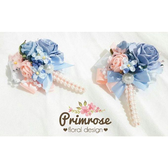 Boutonniere & Corsage by Primrose Floral Design - 010