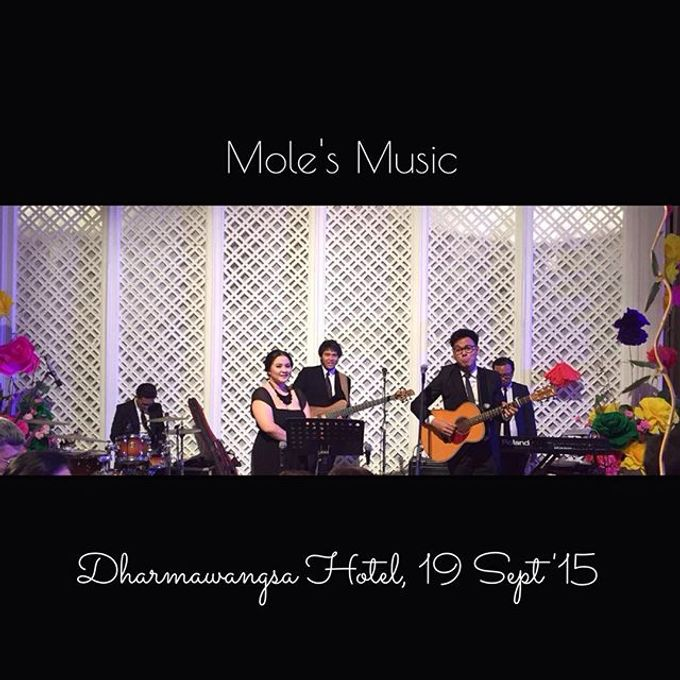 Full Band Performance at Dharmawangsa Hotel by Mole's Music - 001