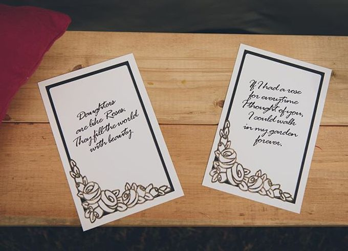 Autumn Rose baby shower  by L&A Event Designs - 005