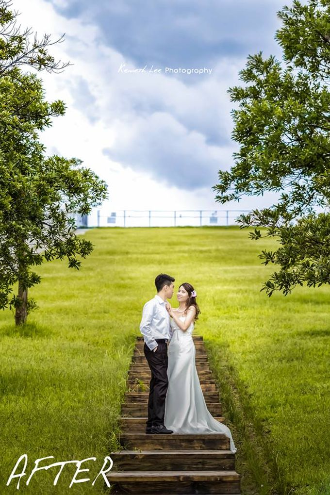 Pre-wedding Sample by Kenneth Lee Photography - 015