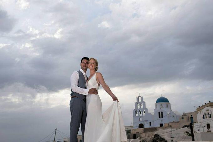 Cloudy wedding in Caldera by Santo weddings by mk - 015