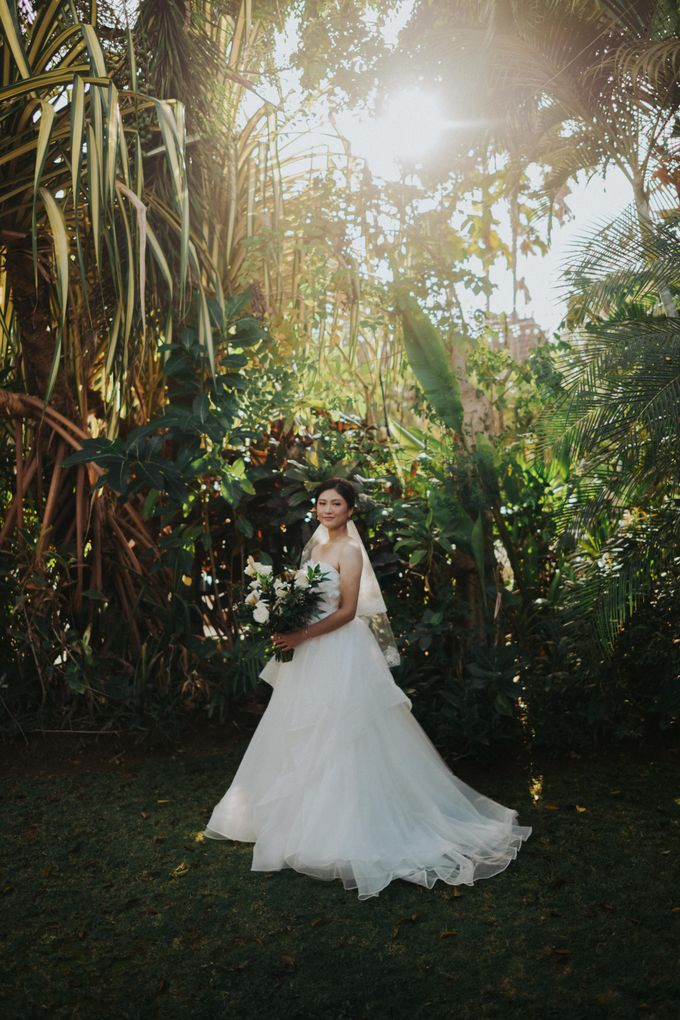 Intimate Wedding in Canggu by Silverdust Decoration - 012