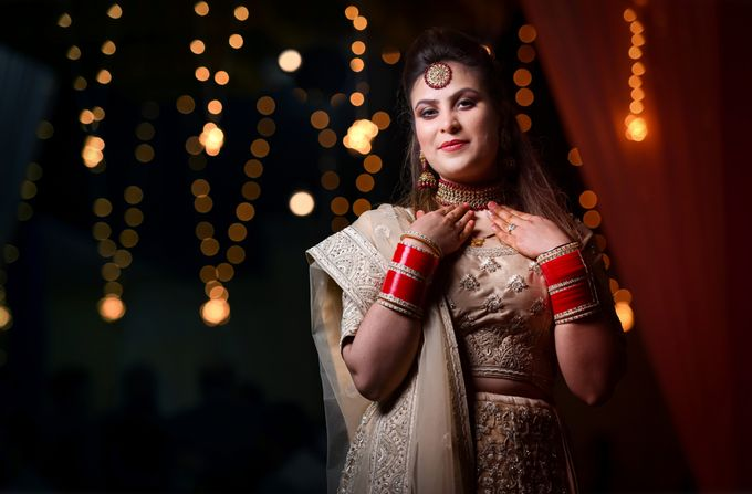 Beautiful Brides by The shivam Photography - 027