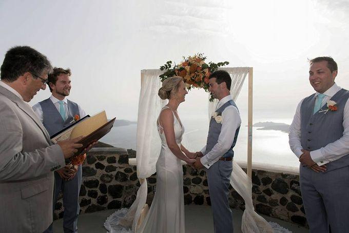 Cloudy wedding in Caldera by Santo weddings by mk - 008