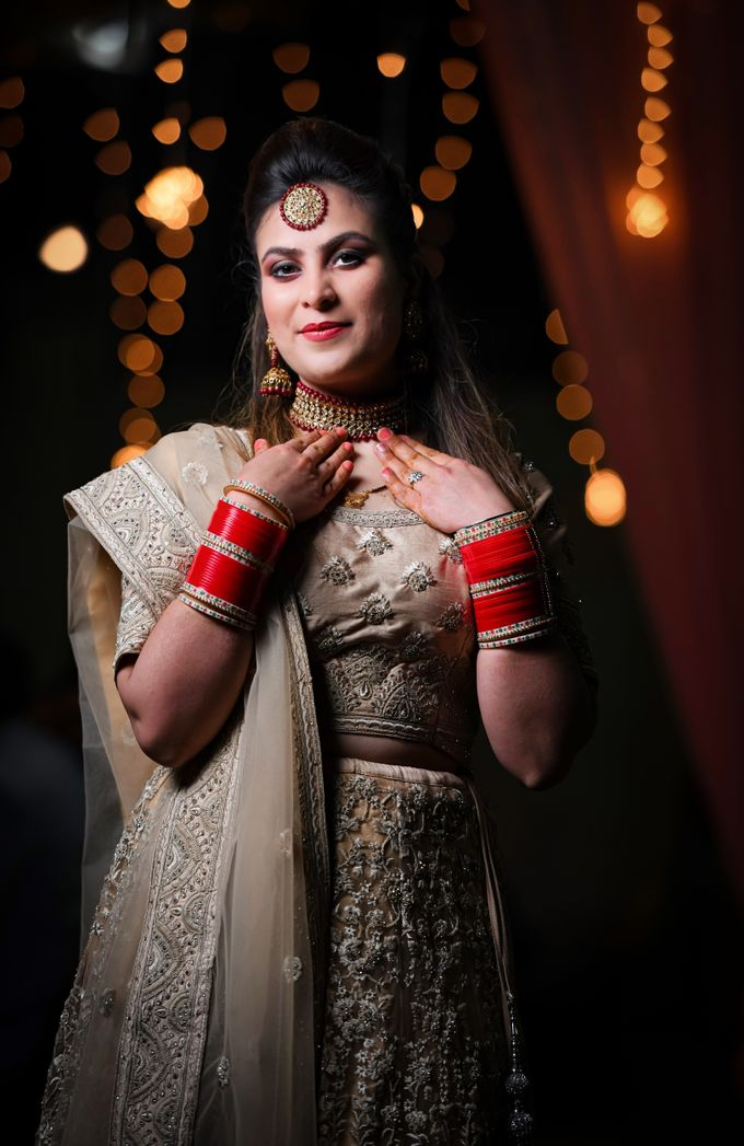 Beautiful Brides by The shivam Photography - 029