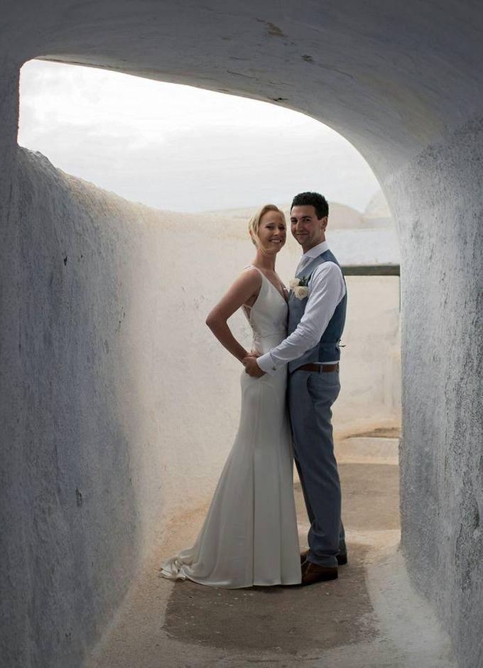 Cloudy wedding in Caldera by Santo weddings by mk - 009