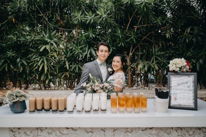 Jessica & Antonio Wedding by Bali Brides Wedding Planner - 020