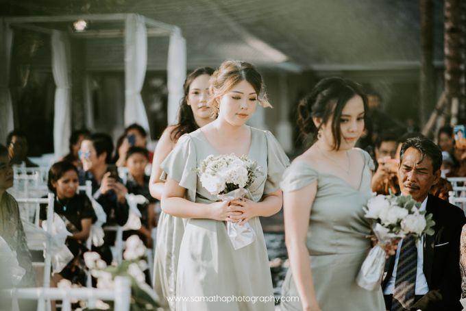 The wedding of Paschalia & Margita by Dona Wedding Decoration & Planner - 018