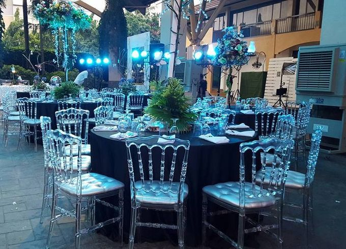 Ghost Chairs Set-up by Dyeni Trading - 009
