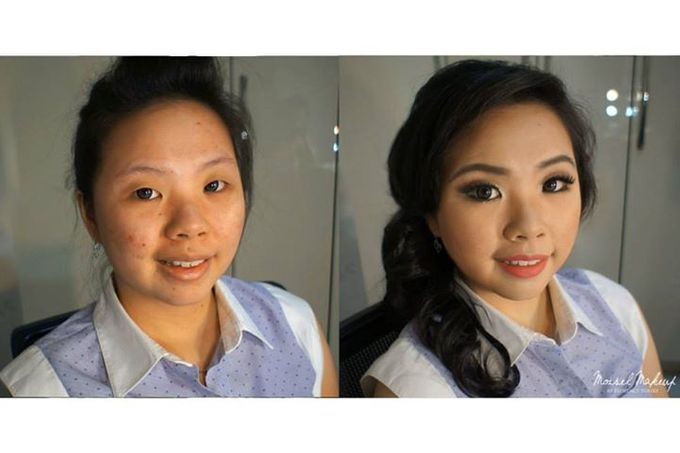 Before - After Makeup by Moisel Makeup - 042