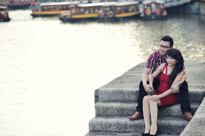 Prewedding Herry&Dewi by Okeii Photography - 011